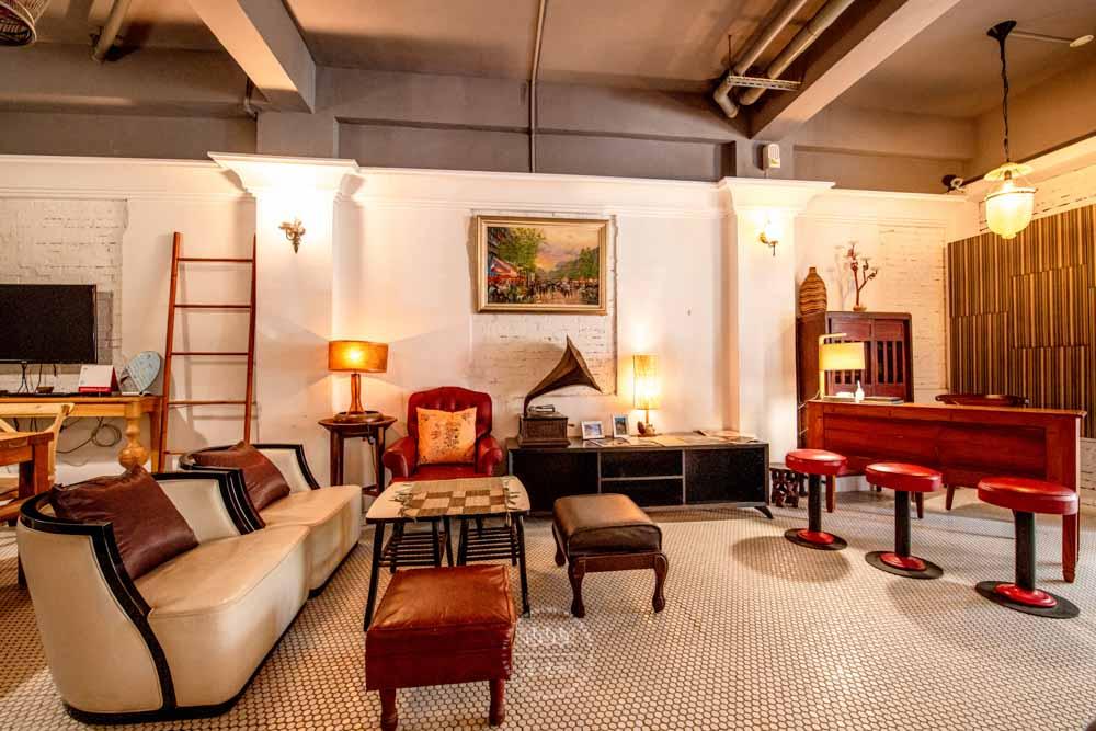 白狗公寓的民宿照片