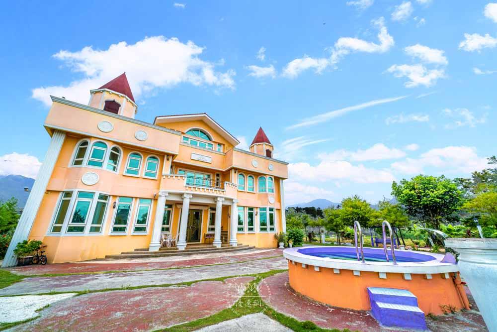 心湖夢幻城堡的民宿照片