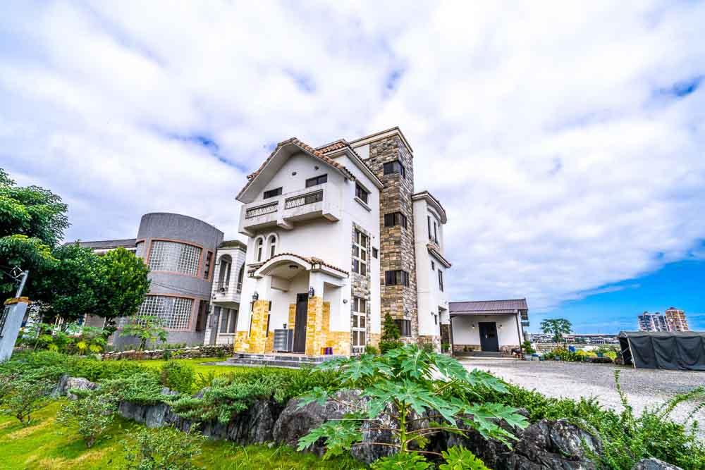 歐若菈城堡民宿 AURORA B&B的民宿照片