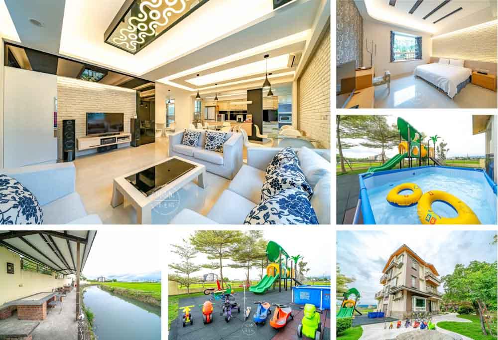 堤緣休閒渡假民宿的民宿照片