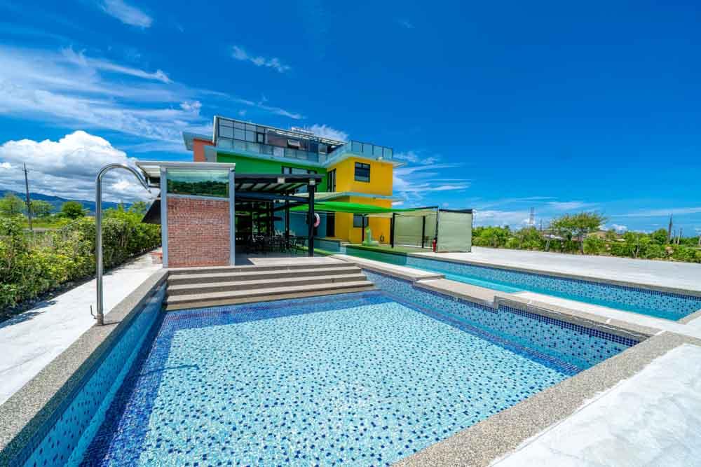 宜蘭泳池民宿的照片